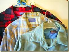 Vintage Pendleton shirts