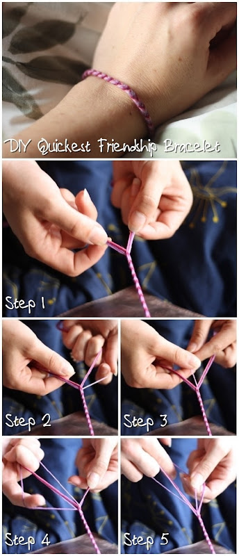 DIY Quickest Friendship Bracelet (0)-vert