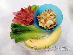 BLT Eggs Banana Wk2 Day10