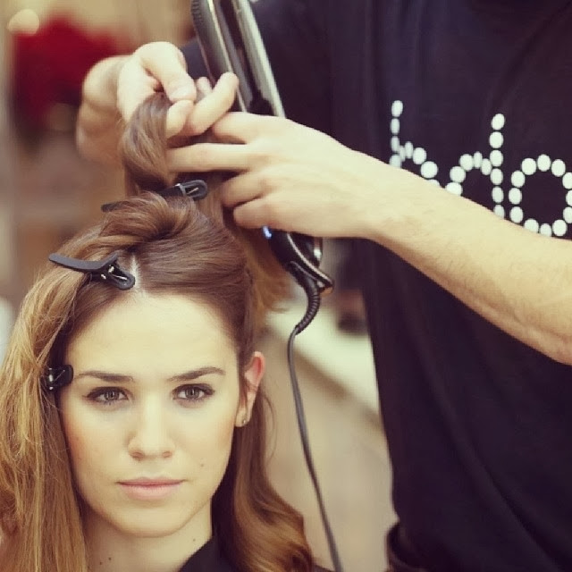 style in madrid ghd