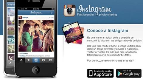 Demanda colectiva contra Instagram