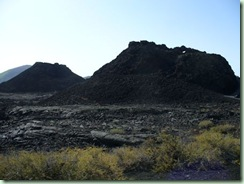 Day17Craters spatter cones
