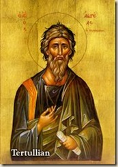 tertulliano ateismo cristianos