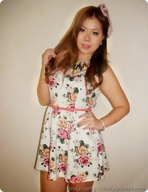Floral Dress5_副本