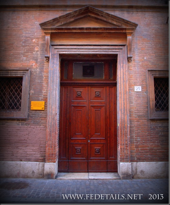 San Cristoforo dei Bastardini, Photo3,Ferrara,Emilia Romagna,Italy - Property and Copyrights of FEdetails.net