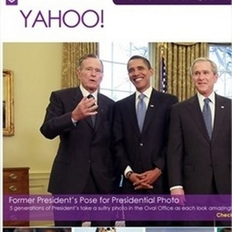 Yahoo! y el rediseño de su nuevo logotipo