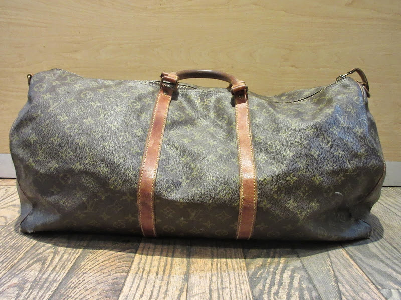 Louie Vuitton Duffel  Bag