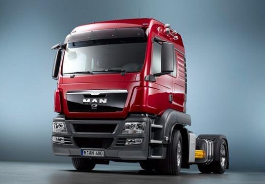 camión MAN TGS máxima rentabilidad