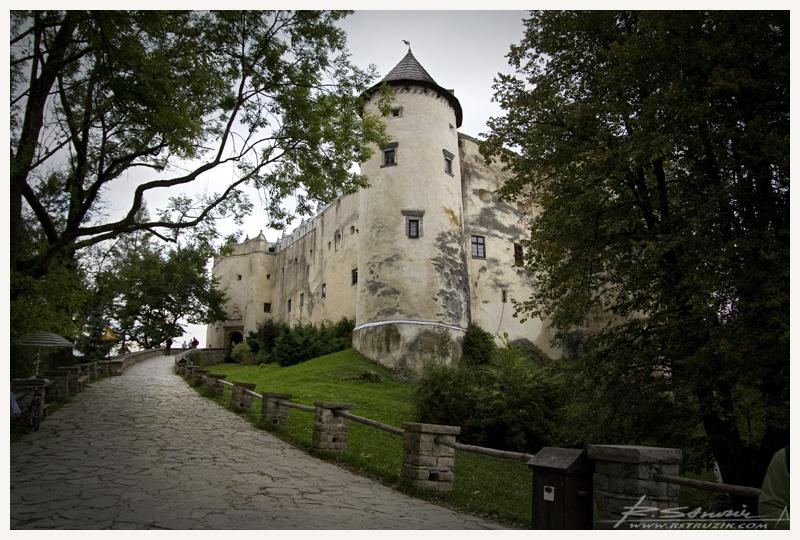 Zamek w Niedzicy.