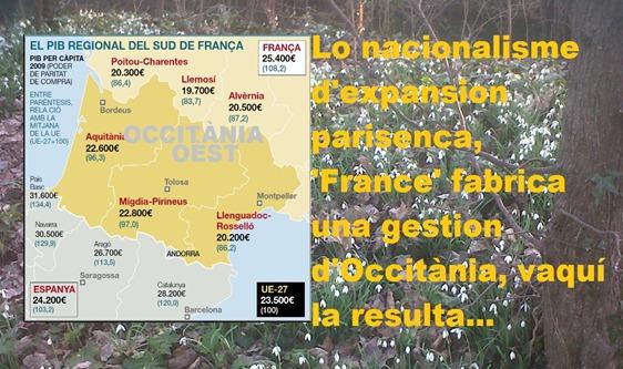resulta francesa per Occitània