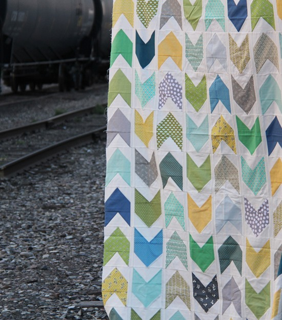 Pow Wow Quilt - Cluck Cluck Sew