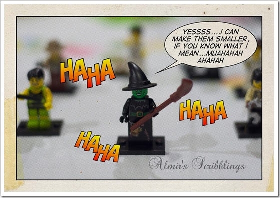 lego witch figurine