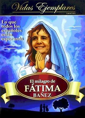 fatima báñez milagro