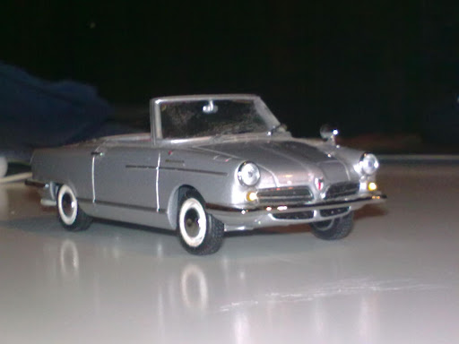 NSU PRINZ SPORT 1960