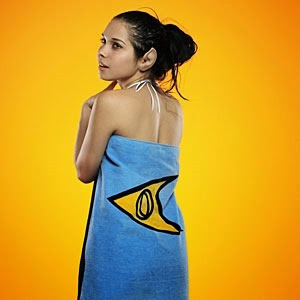 Star Trek Beach Towel from ThinkGeek