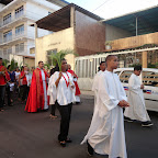 Procissão do Domingo de Ramos - Paróquia São Paulo Apóstolo