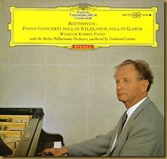 Beethoven concierto piano 2 Kempff Leitner