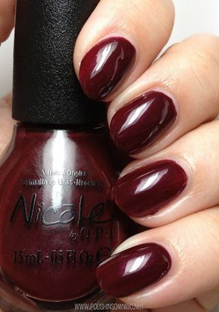 Nicole by OPI Marooned in Paradise