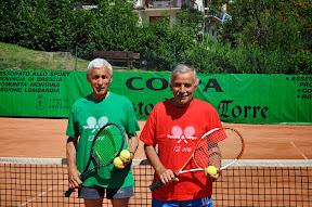 Gianvittorio Tanghetti e Ferdinando Bassi