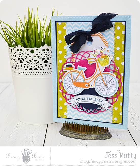 Bicycle Card_Jess Mutty_Fancy Pants Designs