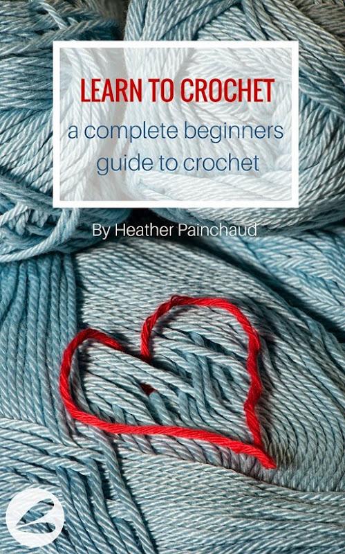 LEARN TO CROCHET title