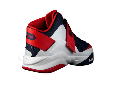 nike zoom soldier 6 gr usa basketball 1 05 Detailed Look at Soldier VI USAB Thats Just Released at Nikestore