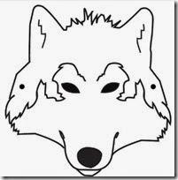 mascara de zorro animales (8)