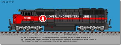 sd40-2f var1