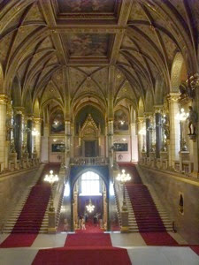Parliament Grand Staircase