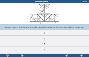 Screenshot of The IQ Test Lite