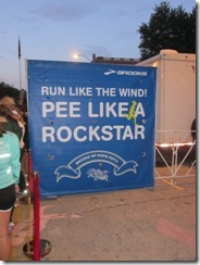 rockstar potty sign