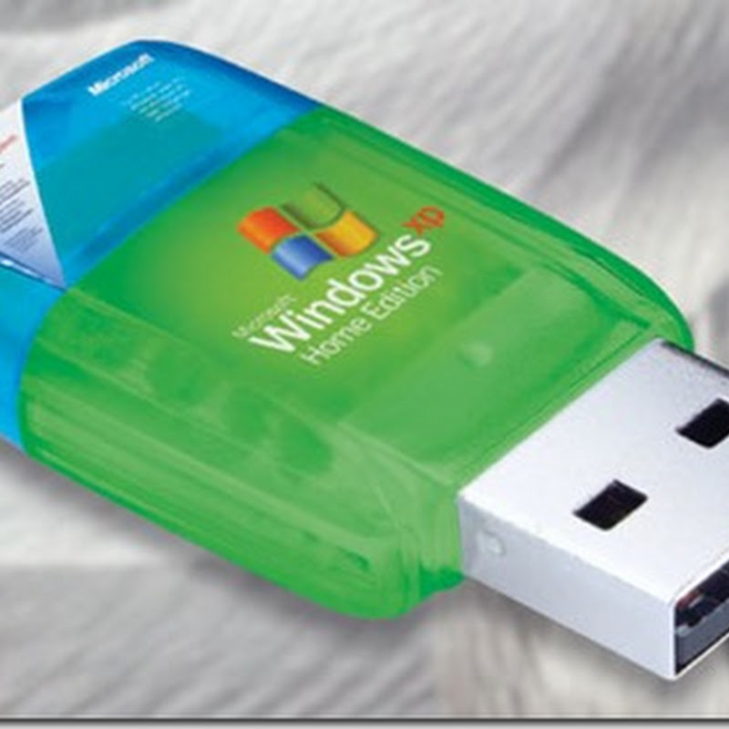 Create bootable pendrive without any software