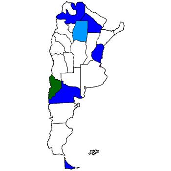 Mapa Senadores