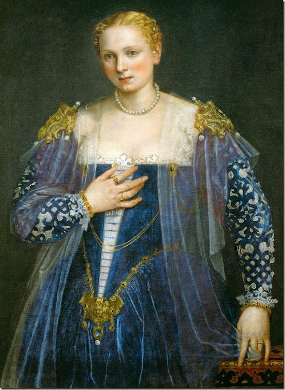 Véronèse, La belle Nanni