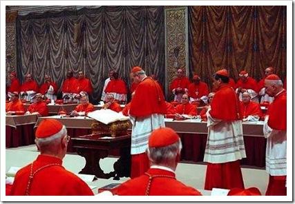 Conclave Cardeais