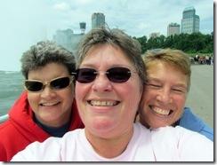 Selfie at Niagara