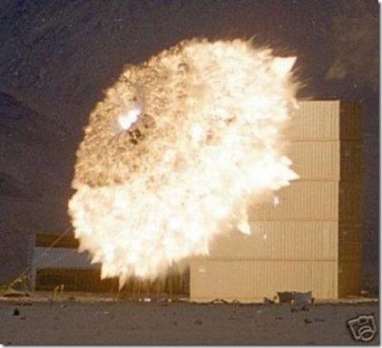 explosivo