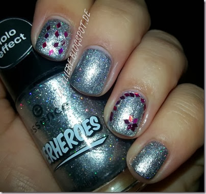 Essence Superhereos Holo effect super, man (1)