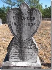 Eli W. brock