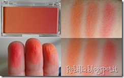 Essence miami roller blush swatch