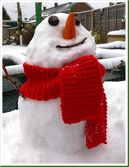 snowman Jan 2013.