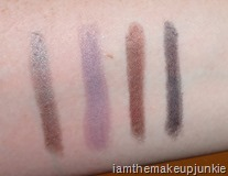 SEPHORA   PANTONE UNIVERSE Elemental Energy Jumbo Waterproof Pencils _swatches