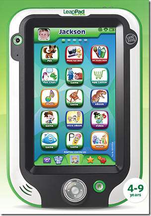 Ultiamte Kids Leanring Tablet - LeapPad ULtra