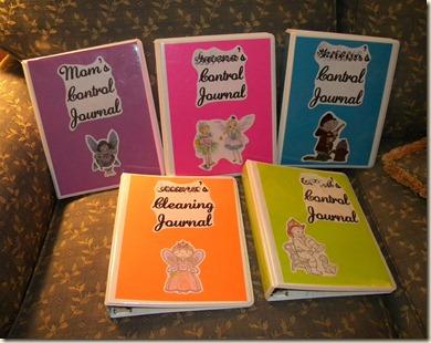Control Journals