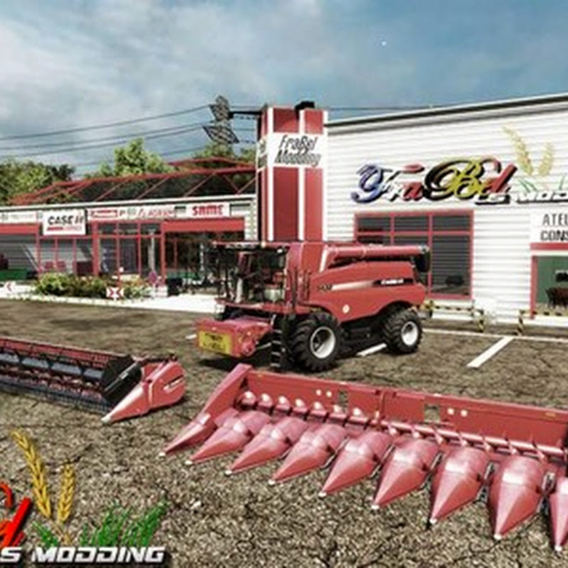 Farming simulator 2015 - Case IH 5130 Axial Flow v 2.0