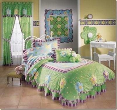 decoración de dormitorios juveniles femeninos1
