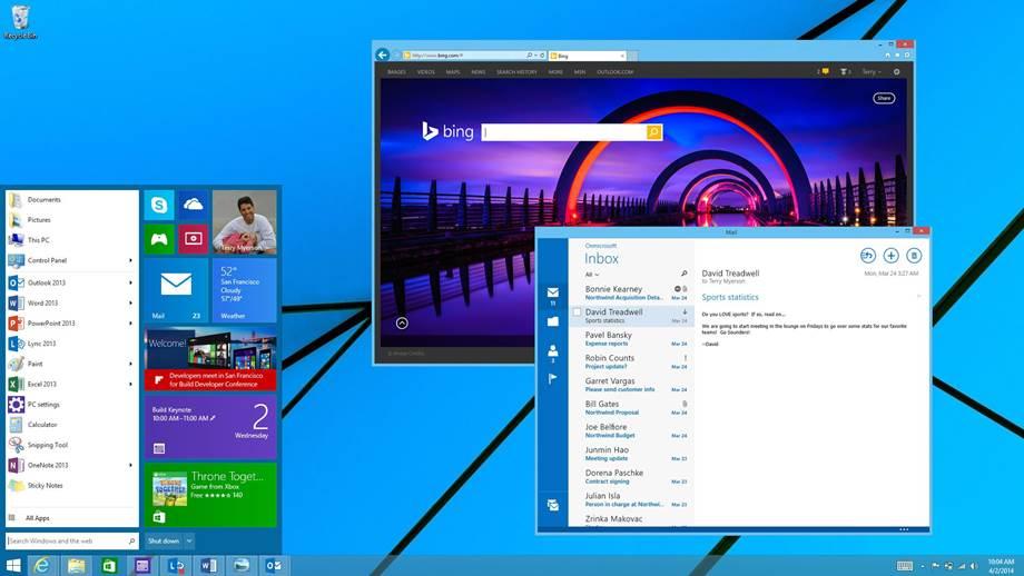 L'aggiornamento a Windows 9 costerà solo 20 dollari