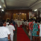 Festa do padroeiro - Paróquia Santo André