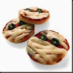 Pizzette mummie