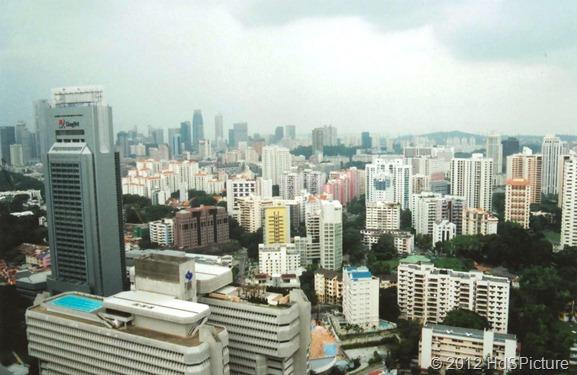 pemandangan Singapura
